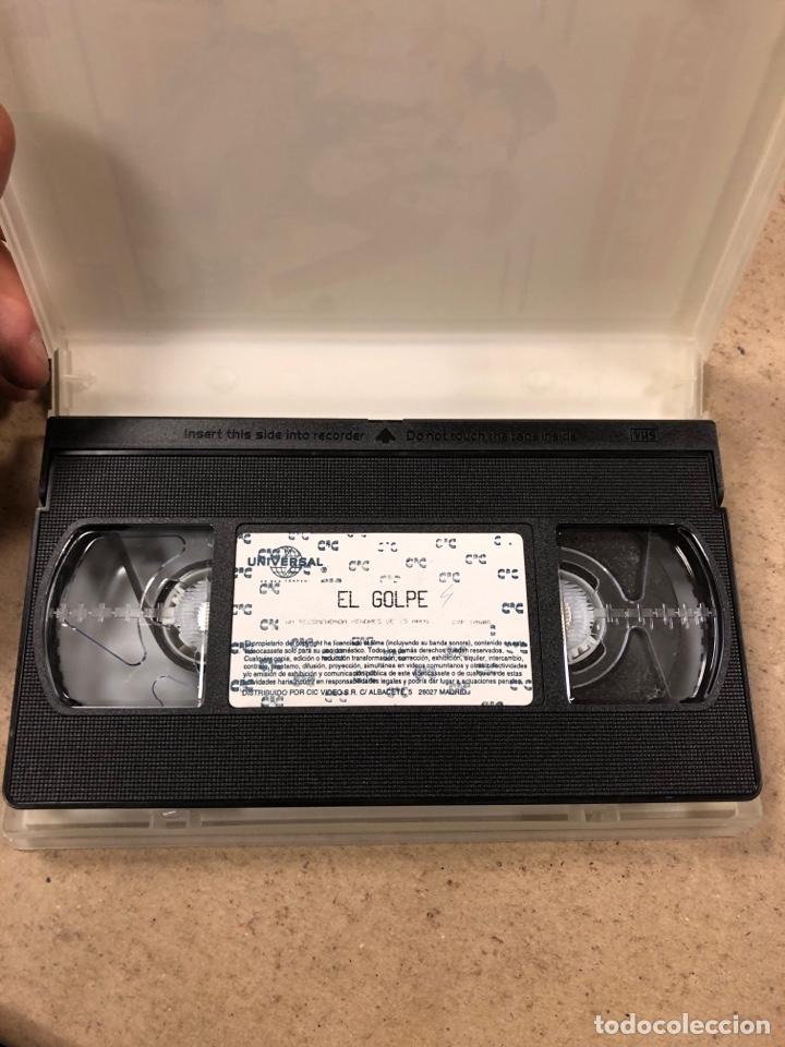 Cine: - VHS - EL GOLPE. PAUL NEWMAN, ROBERT REDFORD. - Foto 2 - 194895401