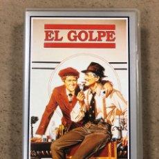 Cine: - VHS - EL GOLPE. PAUL NEWMAN, ROBERT REDFORD.. Lote 194895401