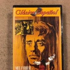 Cine: - VHS - EL SEÑOR DE LA SALLE. LUIS CESAR AMADORI. CLÁSICO ESPAÑOL. CON PRECINTO PLÁSTICO.. Lote 194895701