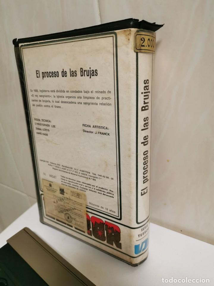Cine: V2000 EL PROCESO DE LAS BRUJAS JESÚS FRANCO - Foto 2 - 194895753