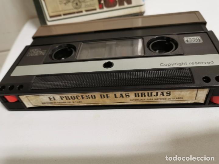 Cine: V2000 EL PROCESO DE LAS BRUJAS JESÚS FRANCO - Foto 3 - 194895753