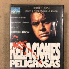 Cine: - VHS - RELACIONES PELIGROSAS.. Lote 194898786