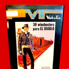 Cine: 30 WINCHESTERS PARA EL DIABLO (1967) - SPAGHETTI WESTERN. Lote 194905717