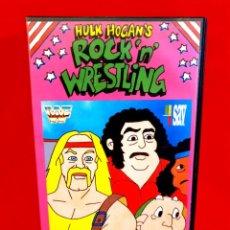 Cine: HULK HOGAN'S ROCK 'N' WRESTLING VOL.7 - ANIMACION, DIBUJOS ANIMADOS. Lote 194905735