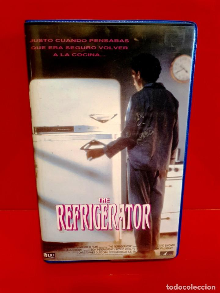 Cine: THE REFRIGERATOR - RAREZA TERROR DEMONIACO - Foto 2 - 194905768