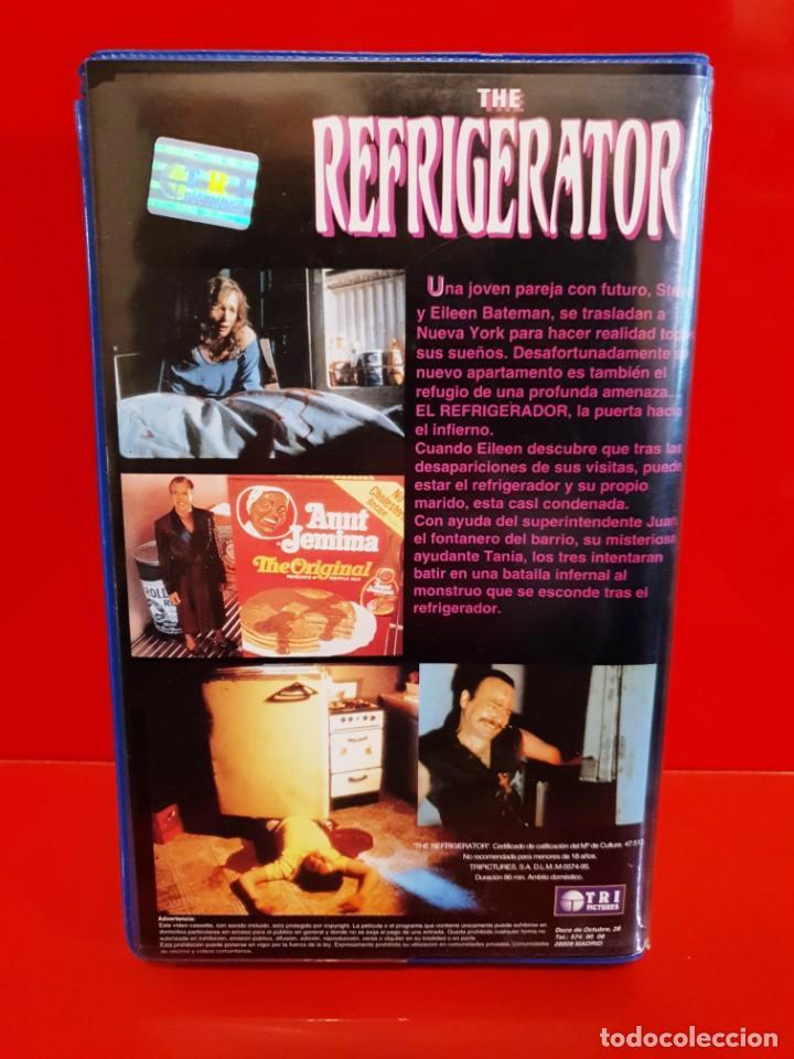 Cine: THE REFRIGERATOR - RAREZA TERROR DEMONIACO - Foto 3 - 194905768