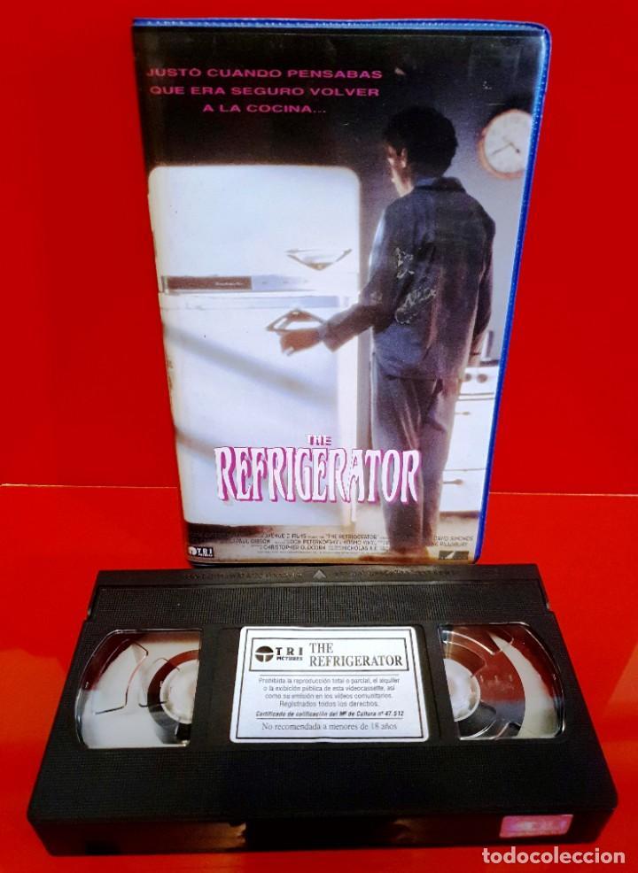 Cine: THE REFRIGERATOR - RAREZA TERROR DEMONIACO - Foto 4 - 194905768
