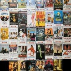 Cine: DIARIO ''EL PERIÓDICO'' - COLECCIÓN DE 39 PELÍCULAS (VHS). Lote 194906868