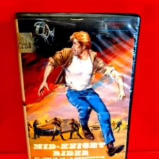Cine: MID KNIGHT RIDER - EL JINETE DE LA MEDIANOCHE (METROMEDIA VIDEO). Lote 194914343