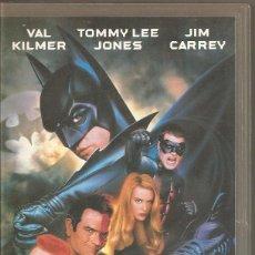 Cine: BATMAN FOREVER. VHS. Lote 194919382