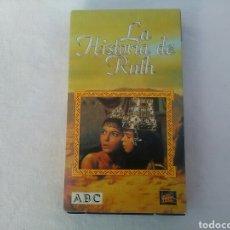 Cine: PELÍCULA EN VHS LA HISTORIA DE RUTH. Lote 194945467