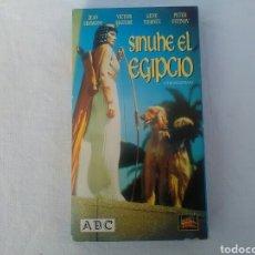 Cine: PELÍCULA EN VHS SINUHE EL EGIPCIO. Lote 194946057