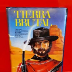Cine: TIERRA BRUTAL (1962) - THE SAVAGE GUNS. Lote 194947631