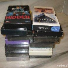 Cine: LOTE DE 14 CINTAS VHS.. Lote 194961565