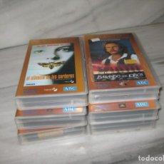 Cine: 6 CINTAS VHS. LOS OSCAR ABC. Lote 194962773
