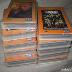 Cine: LOTE DE 11 CINTAS VHS. COLECCION FIN DE SEMANA ABC. Lote 194963530