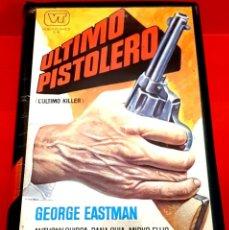 Cine: EL ÚLTIMO PISTOLERO (1976) - THE SHOOTIST ... WESTERN. Lote 194974346