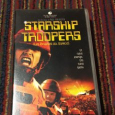 Cine: STARSHIP TROOPERES VHS. Lote 194989458