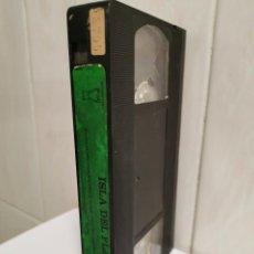 Cine: VHS ISLA DEL PLACER CINE X 1980 MICHEL RICAUD. Lote 195048958