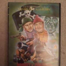 Cine: ENCUENTRO CON EL CAPITÁN KIDD VHS. Lote 195049602