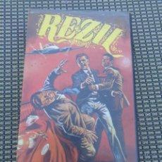 Cine: VHS REZIL - EL SACRIFICIO DE UNA VIDA - VHS - CRIMEN - AÑO 1978 - DIRIGE ORHAN ELMAS - RARA EDICION. Lote 195052157