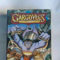 Cine: GARGOYLES LA PELÍCULA VHS LOS HÉROES DESPIERTAN. Lote 195052481