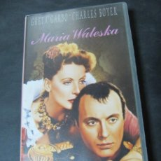 Cine: VHS VIDEO MARIA WALESKA GRETA GARBO, CHARLES BOYER METRO GOLDWYN MAYER. Lote 195060705