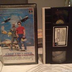 Cine: AGUILA DE ACERO II - SIDNEY J. FURIE - LOUIS GOSSET , MARK HUMPHREY - FILMAYER 1990- VHS. Lote 195144512