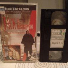 Cine: JACK EL DESTRIPADOR- VHS- MICHAEL CAINE- EDICION COLECCIONISTA. Lote 195243983