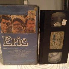 Cine: ERIC . JOHN SAVAGE , PATRICIA NEAL , CLAUDE ATKINS - VHS. Lote 195244318