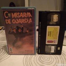 Cine: COMISARIA DE GUARDIA- VHS- ROSANNA SCHIAFFINO- 1973 COMMISSARIATO DI NOTTURNA. Lote 195244550