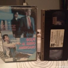 Cine: GOLPE AL SUEÑO AMERICANO- VHS- ANDREW MCCARTHY, ROBERT DOWNEY JR., JAMI GERTZ, JAMES SPADER 1987. Lote 195245876