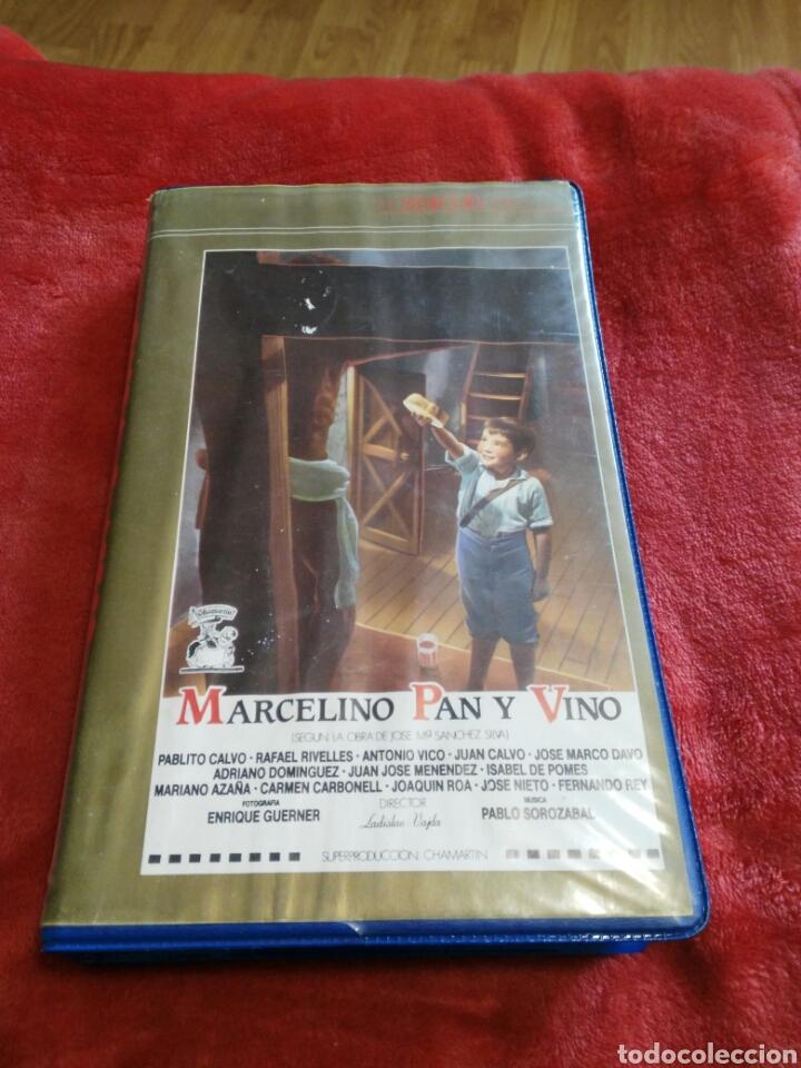 MARCELINO PAN Y VINO (Cine - Películas - VHS)