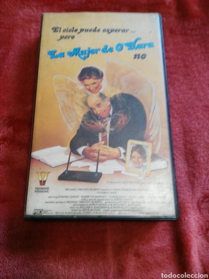 LA MUJER DE O'HARA (Cine - Películas - VHS)