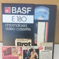 Cine: PELÍCULA VHS MIT ROGER MOORE, DER KOFFER IN DER SONNE. Lote 195309142