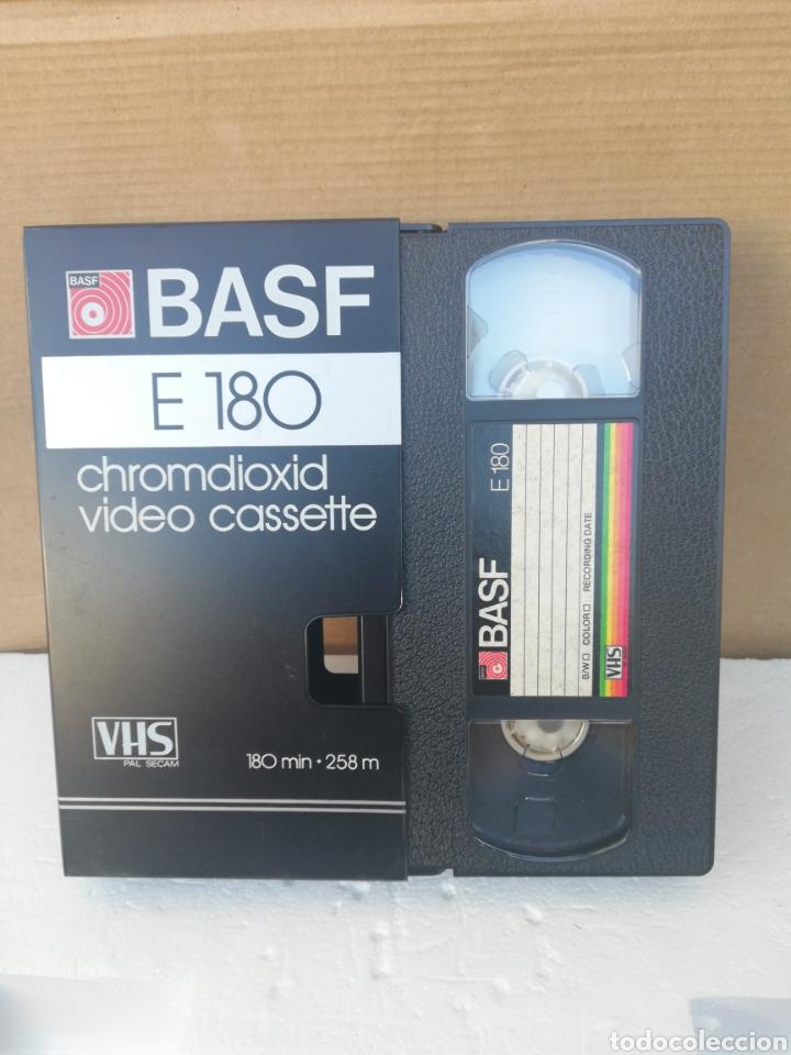 CINTA VHS BASF 180 (Cine - Películas - VHS)