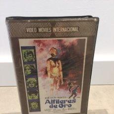 Cine: ALFILERES DE ORO. Lote 195311578