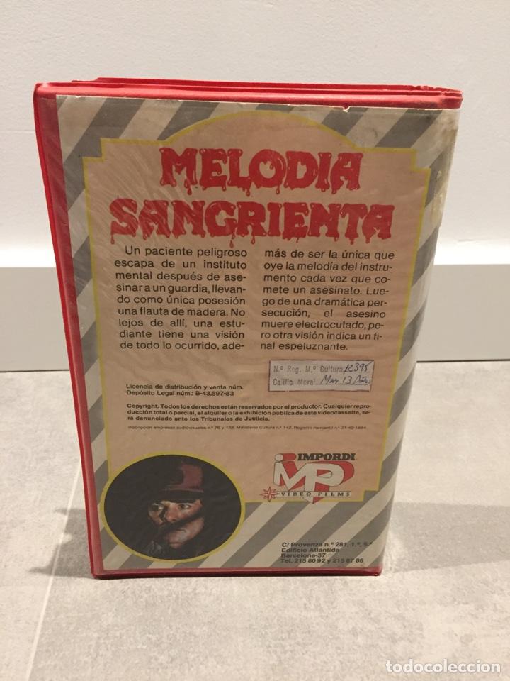 Cine: MELODÍA SANGRIENTA - Foto 3 - 195331365