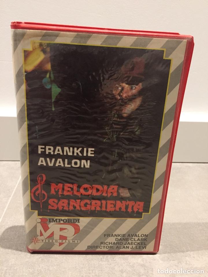 MELODÍA SANGRIENTA (Cine - Películas - VHS)