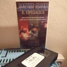 Cine: JACKIE CHAN EL ESPECIALISTA - MHV 1998. Lote 195337778