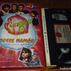 Cine: SUFRE MAMON - HOMBRES G, MANUEL SUMMERS - VHS - JOSE FRADE. Lote 195358398