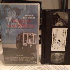 Cine: VHS - TRANVIA A LA MALVARROSA - LIBERTO RABAL,ARIADNA GIL, VICENTE PARRA. Lote 195431142