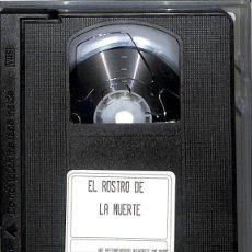 Cine: VHS EL ROSTRO DE LA MUERTE - JEFF FAHEY , SEAN YOUNG. Lote 195431186