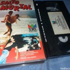 Cine: SALTO MORTAL- VHS- CINE KINKI. Lote 195431325
