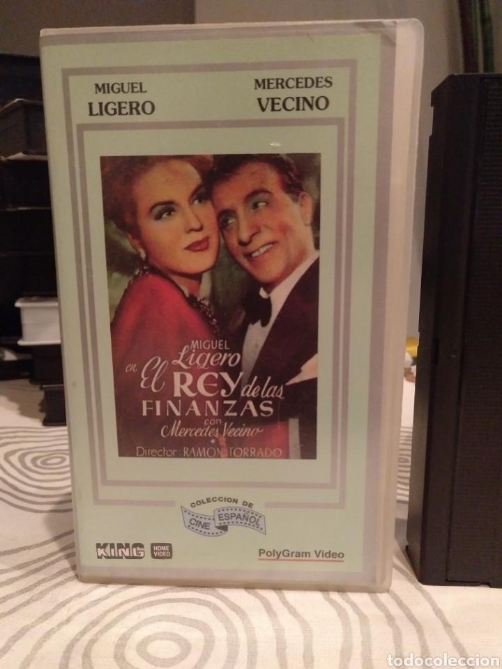Cine: EL REY DE LAS FINANZAS - Miguel Ligero - Mercedes Vecino - Ramon Torrado - Foto 2 - 195432060