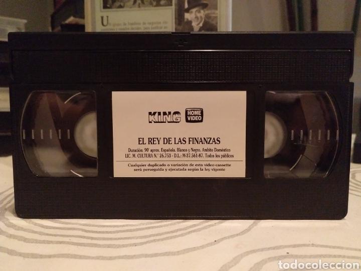 Cine: EL REY DE LAS FINANZAS - Miguel Ligero - Mercedes Vecino - Ramon Torrado - Foto 4 - 195432060