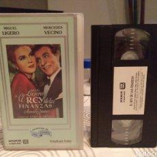 Cine: EL REY DE LAS FINANZAS - MIGUEL LIGERO - MERCEDES VECINO - RAMON TORRADO. Lote 195432060