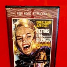 Cine: DETRAS DEL SILENCIO (1975) - IL COLTELLO DI GHIACCIO GIALLO. Lote 195438922