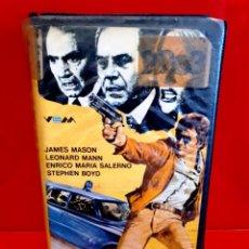 Cine: LA MANO IZQUIERDA DE LA LEY (1975) -LA POLIZIA INTERVIENE ORDINE DI UCCIDERE - POLIZIESCO-MUY ESCASA. Lote 195504011