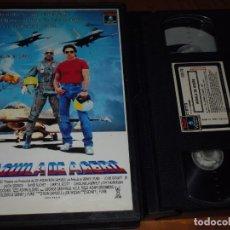 Cine: AGUILA DE ACERO - VHS - PEDIDO MINIMO 6 EUROS. Lote 195533208